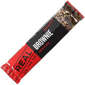 Real Turmat Brownie Bar 35g